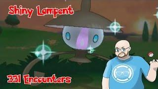 Live Shiny Lampent - Ghost Hunting Month! (Twitch Highlight)