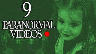 9 Paranormal and Mysterious Cases Caught On Camera
