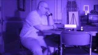 Spirit Box session Callahan House Lockdown Paranormal