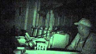 G.H.O.S.T  Ghost Hunters Of Stoke On Trent....Stoke town hall ,voice box session