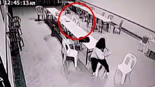Ghost Shadow Caught on Cctv Camera in Office !! Real Ghost Scary Videos 2017
