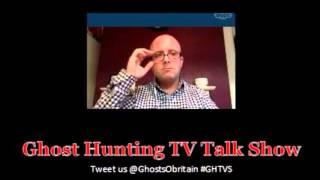 Ghost Hunting TV Talk Show (Talking To The Dead) :  Mark Smith Psychic Medium, Paranormal-X