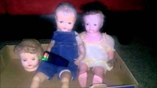 2 Haunted Dolls And A Head (Night One) 3-30-15