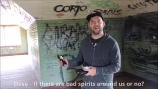 El Sanatorio Duran Investigation - AMAZING Spirit Box Session!