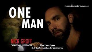 Paranormal Lockdown el nuevo programa paranormal de Nick Groff