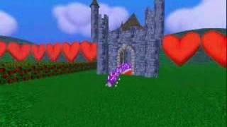 Alice in Wonderland Promo Video