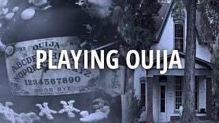 Play Ouija and Bloody Mary at the HAUNTED SALLIE HOUSE