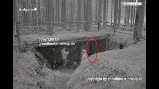 Rückkehr der Geisterjäger in den Hürtgenwald am 06.08.2016