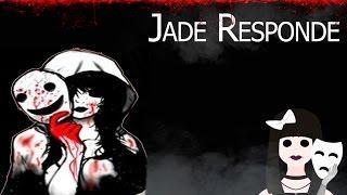 Especial 100 inscritos-Jade responde #1