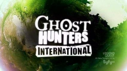 Ghost Hunters International [VO] - S03E02 - Sensing Evil - Dailymotion