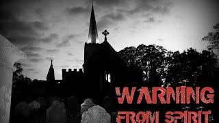 HAUNTED CHURCH PARANORMAL ACTIVITY | CRAZY EVP | GHOST HUNT