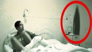 Creepiest GHOST Video Paranormal Activity Haunted In Bed