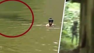 Scariest Creatures Caught On Camera & Spotted In Real Life | Scary Ghost Videos | Horror Videos