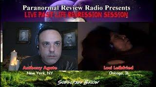 LIVE On-Air Past Life Regression Hypnosis