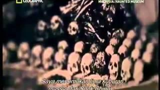I Wouldn't Go In There Malaysia's Haunted Museum (PARANORMAL HAUNTING GHOST DOCUMENTARY)