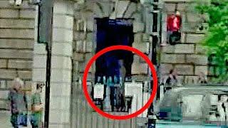 Actual Ghost Caught on Camera in London Church?