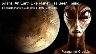 Aliens: A Second Earth Has Been Found