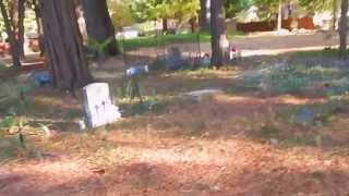 "Nine Mile House Cemetery - Part 1 ""A Tour With Some History"""