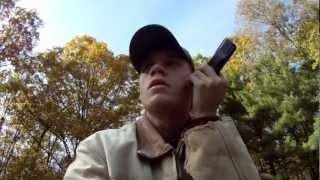 ghost box and evp session at graveyard 10/17/2012