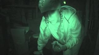 ** Z93 WKQZ Goes on a Ghost Hunt with the makers of A Haunting on Hamilton Street 2 **