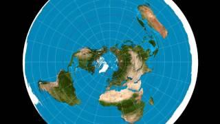 Flat Earth: They Live In A Hidden Place - Physical Matrix Revealed