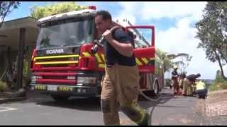 Kelston Community Hall Fire Auckland