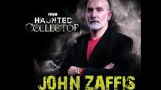 KFNX John Zaffis - Haunted Collector