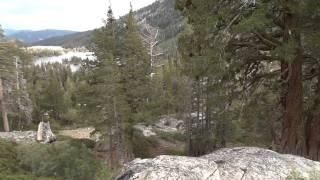 "Desolation Wilderness Part 7 ""Overlooking Lower & Upper Echo Lakes"""