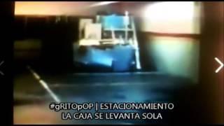 #GritoPop | CAJA LEVITA EN ESTACIONAMIENTO SPINETTO SHOPPING COTO | VIDEO REAL 100%