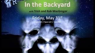 Paranormal Review Radio - Aliens in the Backyard: Trish & Rob MacGregor