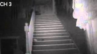 Paranormal or not ? upstairs shadow vid