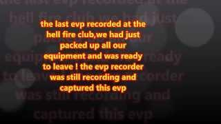 Real Ghost EVP Asking a Question