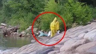 Mermaid Body Found on Beach in Minnesota