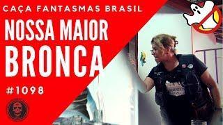 Nossa Maior BRONCA - Caça Fantasmas Brasil #1098
