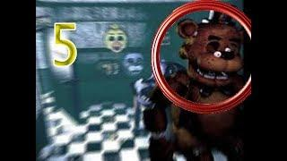 5 ALIVE PUPPETS FNAF CAUGHT ON CAMERA & SPOTTED IN REAL LIFE