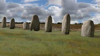 New 'Superhenge' Remains found near Stonehenge