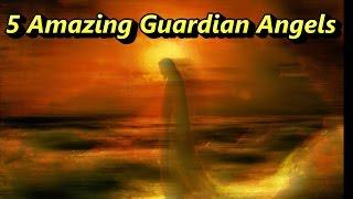 5 Most Amazing True Guardian Angel Experiences On Tape