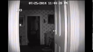 Bright Orb caught on CCTV - The Ottawa House Museum - Parrsboro, NS