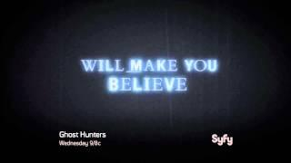 Ghost Hunters: Next Episode | Wednesday 9|8c on Syfy