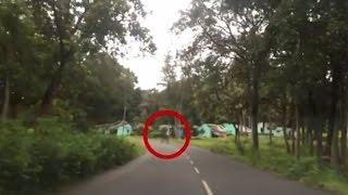 Real Ghost Videos | Ghost In Forest Caught On Camera | Haunted Road | Super Video Scary