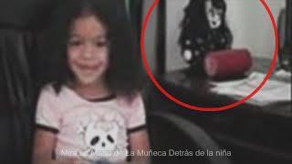 TOP 5: Muñecas PoseÍdas Captadas en Video (Nuevo Real 2016)