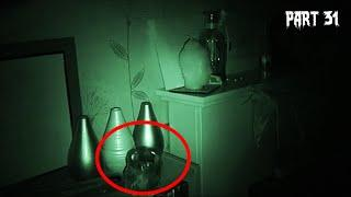 GHOST CAUGHT MOVING CANDLE - Real Paranormal Activity Part 31