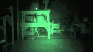 The Haunted Barn on the Farm Video EVP Illinois