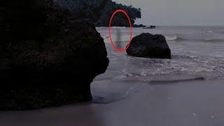 Ghost In Sea | Real Ghost Caught On Tape | Most Frightening Haunted Scary Videos