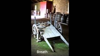Fortress of Louisbourg - Artillery Storehouse Breath - Our Haunted adventures in Cape Breton, NS