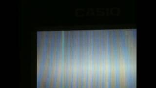 Casio T.v. video session(failed) plus P-sb7 session