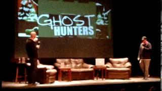 Ghost Hunters LIVE: Comment on South Park