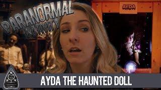 Ayda the Haunted Doll