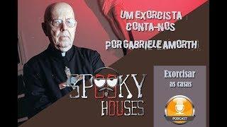 """Podcast """"conta-nos um exorcista"""" - Exorcizar as casas"""