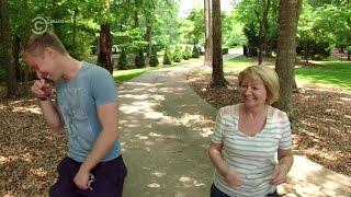 Russell Howard and Mum USA Road Trip | Season 1 Episode 3 | Hip Hopping in Atlanta